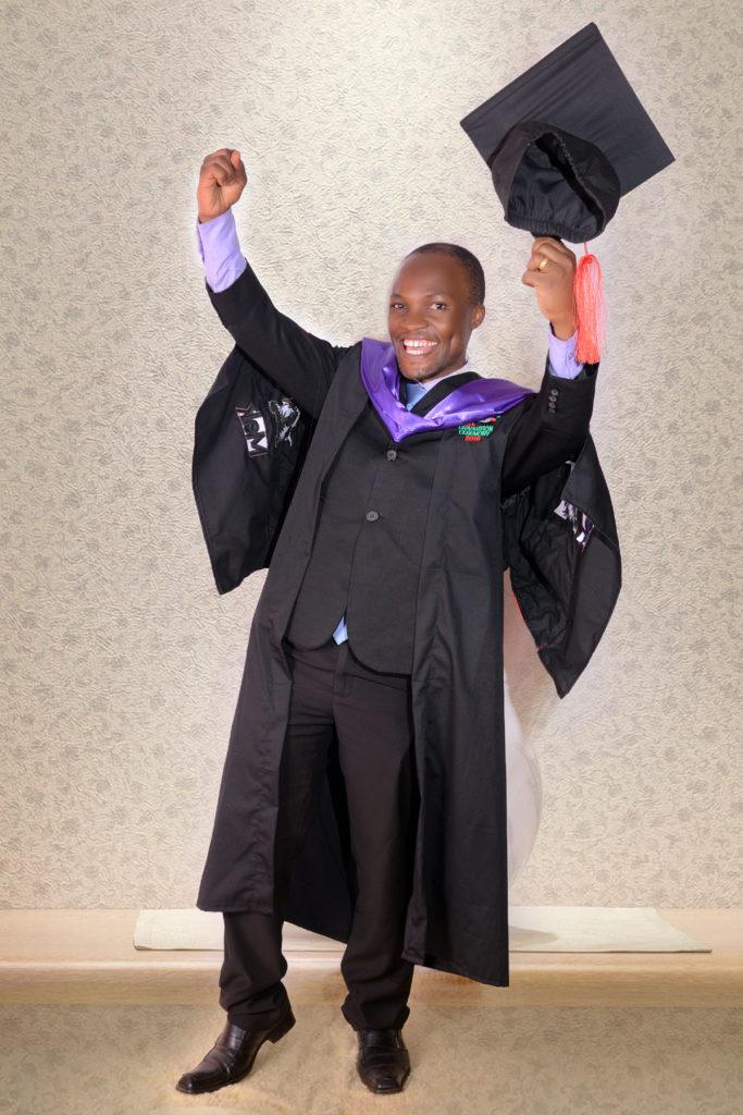 Allan Buzibye: Master in Pharmacology